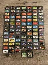 Authentic Gameboy Advance Games GBA SP DS