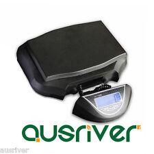 Electronic Commercial Shop 30kg/1g Digital Postal Scales LCD Backlight Black