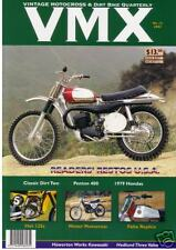 VMX Vintage MX & Dirt Bike AHRMA Magazine - Issue # 15