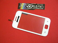 VETRO +TOUCH SCREEN per SAMSUNG GALAXY ACE DUOS GT S6802 DISPLAY LCD Bianco New