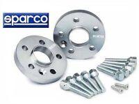 COPPIA DISTANZIALI SPARCO 16 mm FIAT  500/ABARTH/PUNTO/STILO/PANDA/600 - 4 X 98