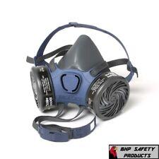 Moldex Half Face Respirator Mask With Cartridge Option Respiratory Protection