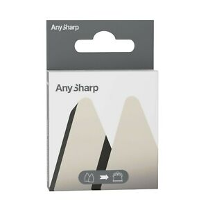 AnySharp Suction Knife Sharpener Replacement Tools, set of 2