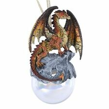 Pacific Giftware Hyperion Dragon Glass Ball Ornament by Ruth Thompson Tree Gift