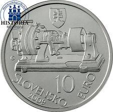 Stempelglanz Silber Münzen aus der Slowakei