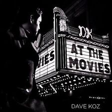 DAVE KOZ  AT THE MOVIES  CD NEW CAPITOL  NEW & SEALED PROMO
