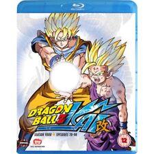Dragon Ball Z KAI Season 4 Episodes 78-98 Blu-ray