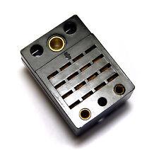 Fassung / Buchse / Sockel für Siemens Telegraphen Relais, 16-polig, NOS