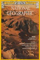 National Geographic (Jan 1977) Mars and NASA Viking Spacecraft, Cuba
