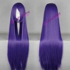 Umineko no Naku Koro ni Frederica Bernkastel cosplay wig Busujima Saeko wig long