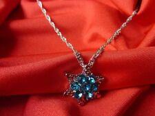 Cubic Zirconia Alloy Chain Costume Necklaces & Pendants