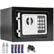 Electronische kluis brandkast safe veiligheidskast bewaarkast kluizen 17x23x17cm