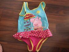 Tu PEPPA PIG swiming Costume di età compresa tra 3 - 4 anni