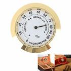 Analog Humidity Gauge Hygrometer Meter for Music Instruments Violin Cello Cigar