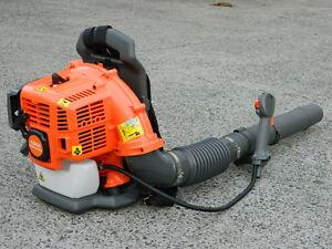 Petrol Leaf Blower 2 Stroke 42.7cc Backpack Commercial 540km/H