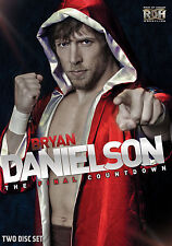 ROH RING OF HONOR BRYAN DANIELSON The Final Countdown 2x DVD RC 0 DANIEL BRYAN