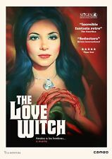 THE LOVE WITCH (2016) **Dvd R2** Samantha Robinson, Gian Keys,