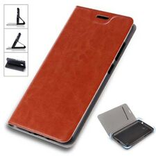 Clapet / Smart Cover marron pour Sony Xperia XZ2 COQUE DE PROTECTION POUR IPAD