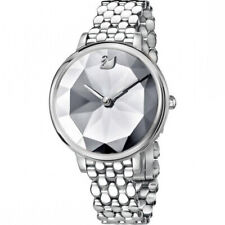Swarovski 5416017 Crystal Lake Case WHITE Stainless Steel Women's Watch