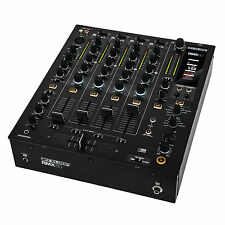 Reloop RMX-60  4-Channel DJ Mixer with Effects