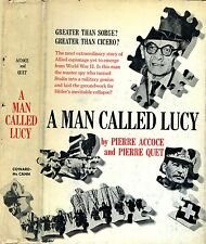 A Man Called Lucy. 1939-1945. 1967. .