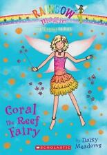 The Earth Fairies: Coral the Reef Fairy 4 by Daisy Meadows (2014, Paperback)