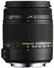 Sigma 18-250mm F3,5-6,3 DC Makro OS HSM Nikon NEU OVP