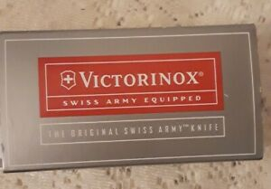 PROPECIA (FINASTERIDE) VICTORINOX SWISS ARMY KNIFE in original tin case NEW
