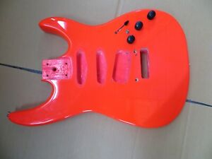 Vintage 1980's Kramer Striker Guitar Body Parts Project Etc...