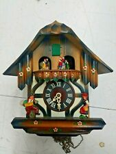 Vintage Cuckoo Clock Holiday In Switzerland