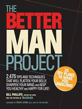 The Better Man Project: 2,476 Tips and Techniques That Will Flatt 97814 CD-AUDIO