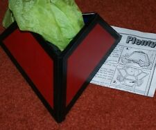Pyramid of Plenty --practical silk production -- like a 3D temple screen    TMGS