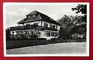 AK GARMISCH 1963 Fremdenheim Sigrid Partnachauen 13  ( 90189