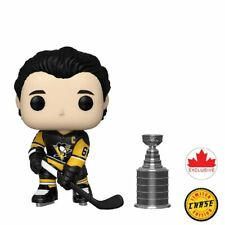 Funko Pop! NHL Pittsburgh Penguins #49 Mario Lemieux w/ Stanley Cup, CHASE