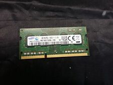 4GB DDR3 Notebook RAM SO-DIMM 1Rx8 PC3L-12800S-11