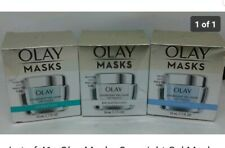 Olay Firming Overnight Gel Face Mask with vitamin A, vitamin C and hydrating 1.7