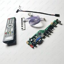 For B173RW01 V.4 40-Pin 1600*900 LVDS LED screen TV analog driver board DIY kit