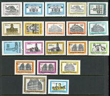 Argentina Scott #1159-1178 MNH Buildings ARCHITECTURE CV$18+