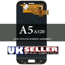 for Samsung Galaxy A5 (2017) Sm-a520f Genuine LCD Display Touch Screen Black