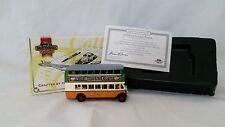 MATCHBOX COLLECTIBLES - 1930 LEYLAND TITAN (DOUBLE DECKER BUS)