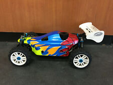 Used Nitro Ofna Buggy 1/8 Scale Off Road With Extra Motor .28 & 3.5