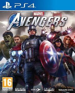 Marvel's Avengers  PS4  ITA