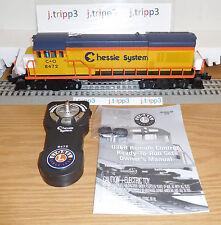 LIONEL 6-82324 CHESSIE C&O U36B LIONCHIEF DIESEL ENGINE TOY TRAIN O GAUGE REMOTE