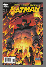 BATMAN #666 1st DAMIAN WAYNE as BATMAN Andy Kubert DC 2007 HIGH GRADE! 9.4 9.6