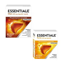 Essentiale Forte Max 600mg 30 Caps / 300mg 50 Caps - Double Liver Protection