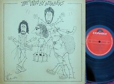 Who ORIG OZ LP Who by numbers NM '75 Roger Daltrey Hard Rock Mod