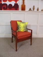 Wood Art Moderne Antique Armchairs