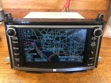 NEW Toyota Venza E7042 JBL Navigation GPS Radio CD Player LCD Display Screen OEM