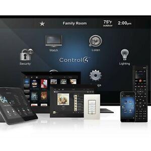 Control4 Remote Programming