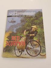 Commando comic no 3706 Red Scorpion